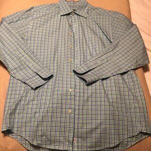 Vineyard vines men's dress shirt